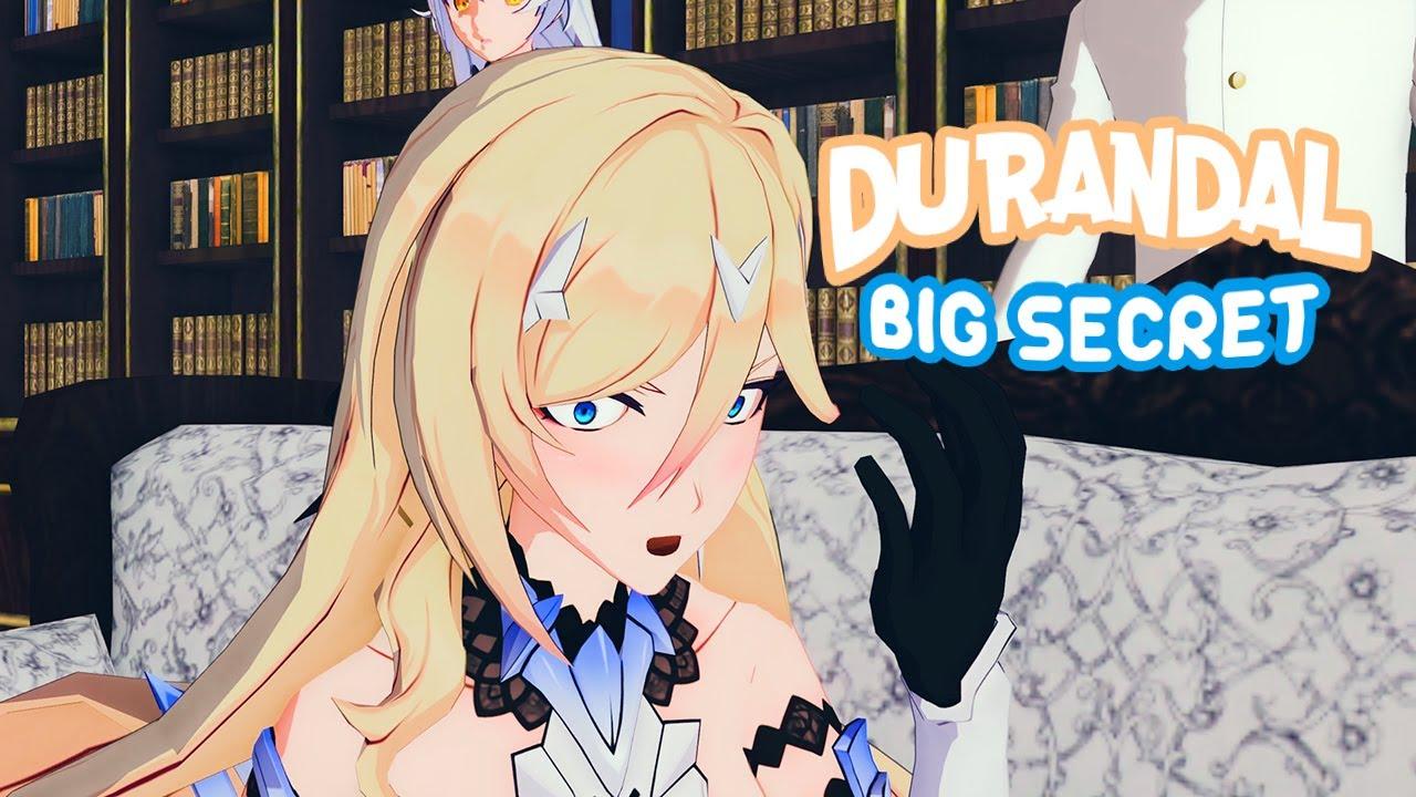 [MMD HI3] Durandal Big Secret #HonkaiMemory