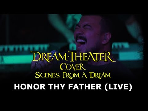 Honor Thy Father - Dream Theater Cover (Live at Manifesto Bar)