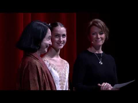 Marcia Haydée - Lifetime Achievement Award 2019