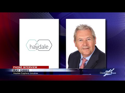 Haydale targets US$30bn market with new graphene product