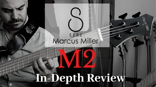 Marcus Miller Sire M2 In-Depth Review (SPA w/ENG subs)