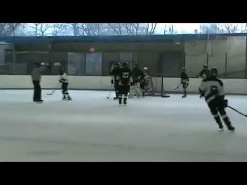 Saint David's Bantam Hockey Team 2011 -- 12 Highlights