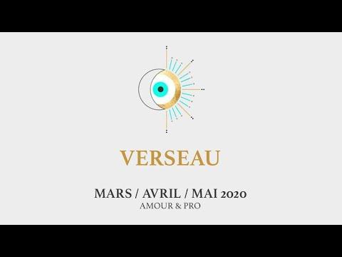 ✨ VERSEAU ✨ MARS - AVRIL - MAI 2020 🌷 AMOUR & PRO 🗝