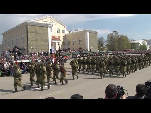 Верхняя Пышма Парад Победы 9 мая 2019