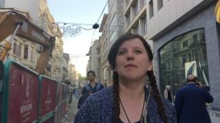 Pozdrowienia ze Stambułu - jak jest na ulicach?