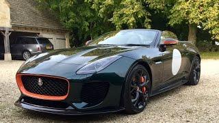 Jaguar Project 7 drive review