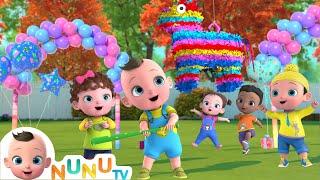 [Live] Happy Birthday Song + More Nursery Rhymes | Kids Songs | NuNu Tv