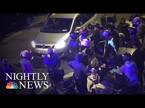 London Acid Attacks: U.K. Lawmakers Consider Harsher Sentences | NBC Nightly News