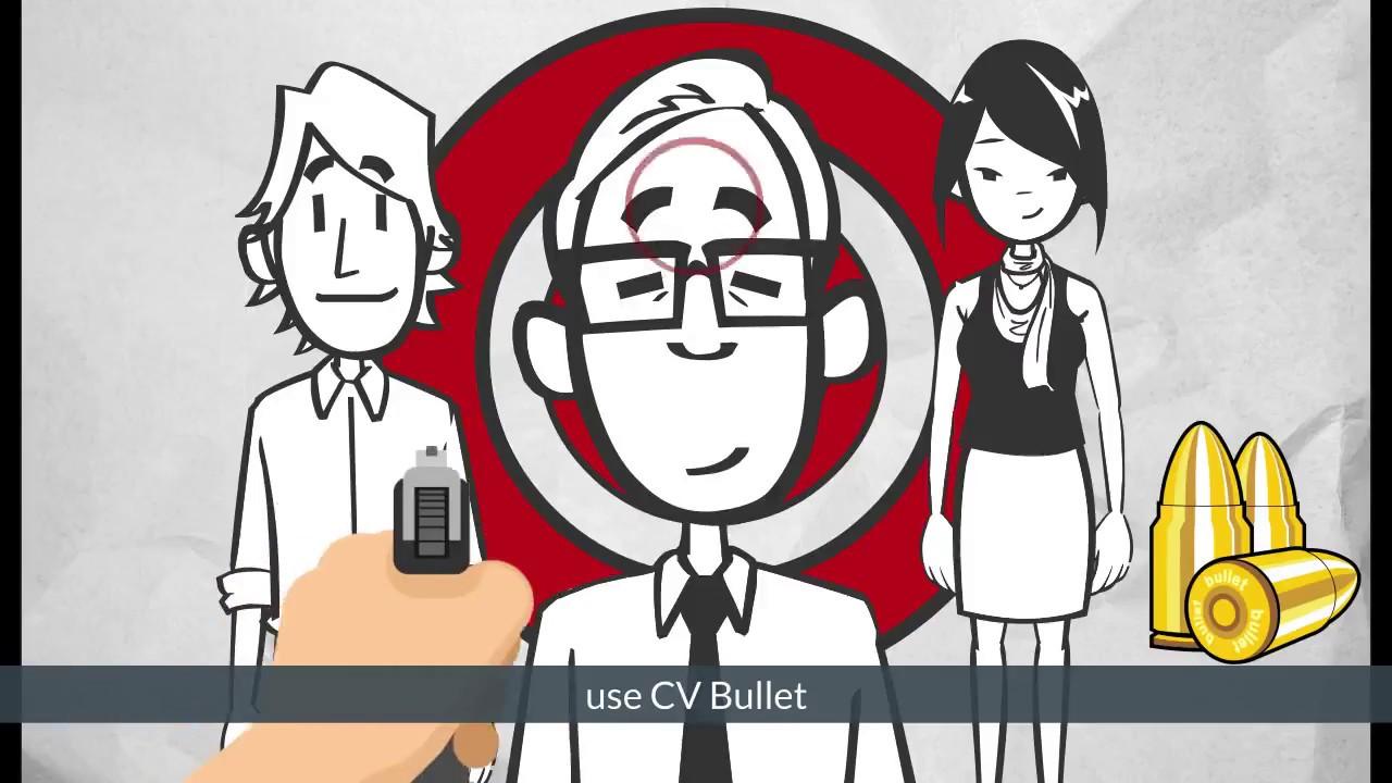 CV Bullet – CV Management Tool for HR Recruitment | ECFix HK