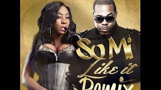 Spice Ft Busta Rhymes - So mi Like It (Remix) [Boom Box Riddim] March 2014