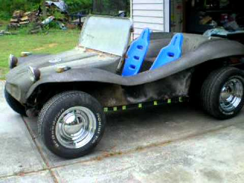 Fiberglass dune buggy 6