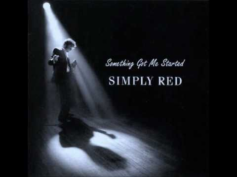 Simply Red - Something Got Me Started [Hurley's House Mix]