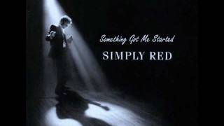 Simply Red - Something Got Me Started [Hurley
