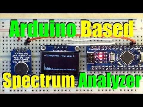 Arduino Spectrum Analyizerиз YouTube · Длительность: 7 мин52 с