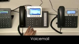 Grandstream GXP2160 - Voicemail