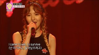 【TVPP】 (WENDY)Red Velvet - Fly, 웬디(레드벨벳) - 플라이@Oppa Thinking 2017