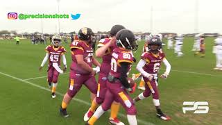 This video is about new orleans tigers 11u vs. oklahoma golden