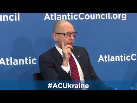 A Conversation with Arseniy Yatsenyuk