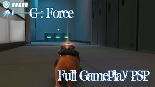 G : Force - Full Gameplay - Español - PSP