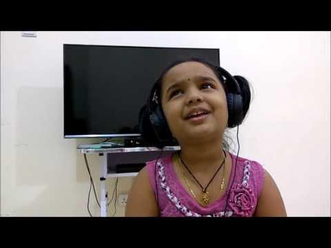 Keerthi sings Amani Padave (Geethanjali...