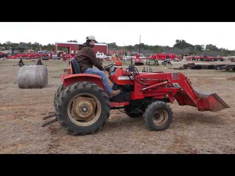 Demo Of Massey Ferguson 1030 Tractor For Sale At Big Red's Equipment