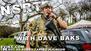 """Airsoft """"not So Round Table"""" Ep. 59 W/ Dave Baks - Evike Tv"""