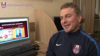 Александр Кренделев - со сбора