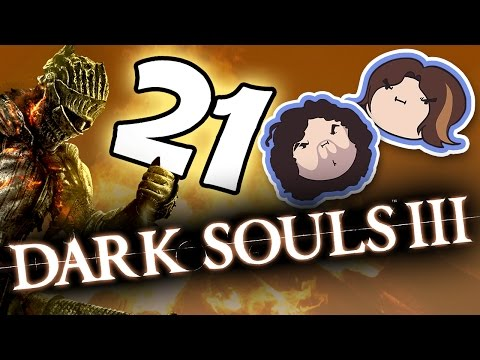 Dark Souls III: Backed Against the Wall - PART 21 - Game Grumps
