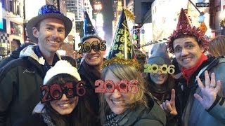 Tips for New Year's Eve in Times Square | New York City
