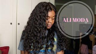 Lemoda Malaysian Water Wave (Aliexpress Hair)