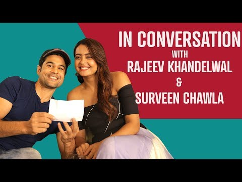 Rajeev Khandelwal and Surveen Chawla reveal if they would dance at a wedding for a million bucks