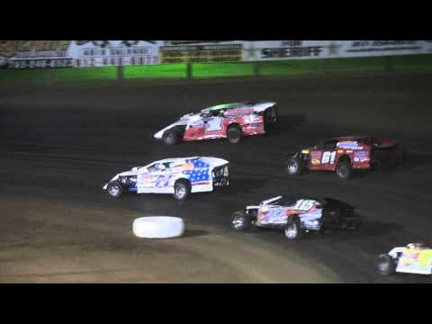 Lincoln Park Speedway 9.11.10 Patriot 50 UMP Modified Feature