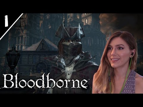 I Can Finally Play! | Bloodborne Pt. 1 | Marz Plays