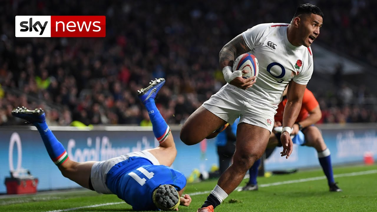BREAKING: Italy v England Six Nations game postponed over ...