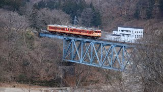 キハ47・48会津鉄道を行くⅤ