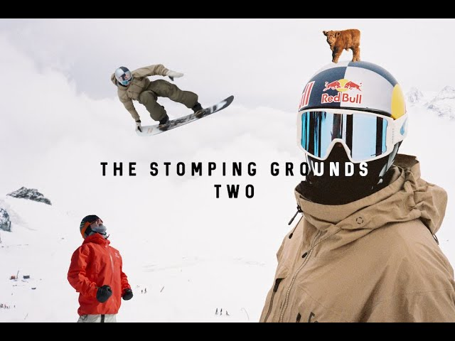 The Stomping Grounds Two - SAAS FEE - Mark McMorris