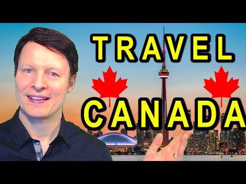 Travel to Canada | Learn English with Steve Ford