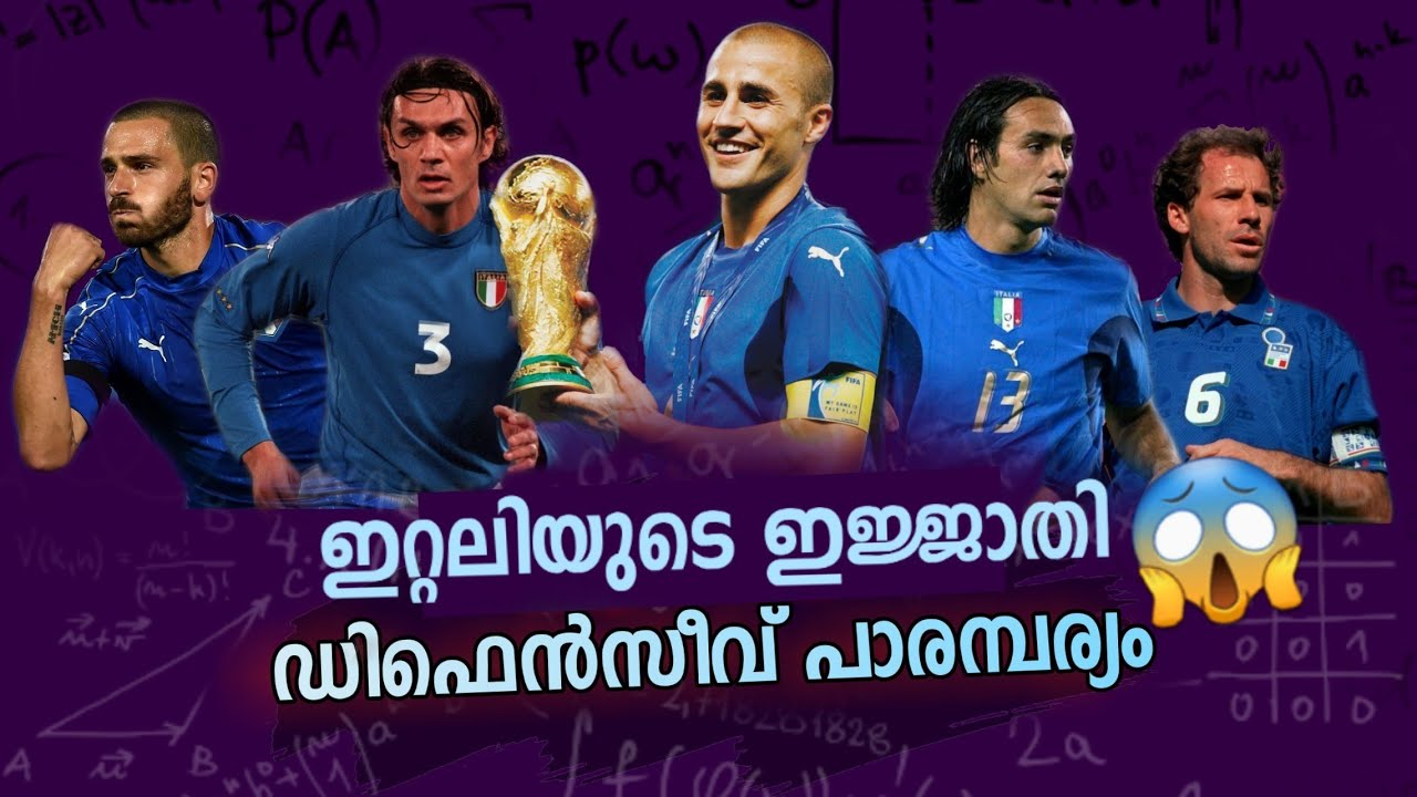 Why Italy have the history of producing GREAT Defenders | Football Heaven