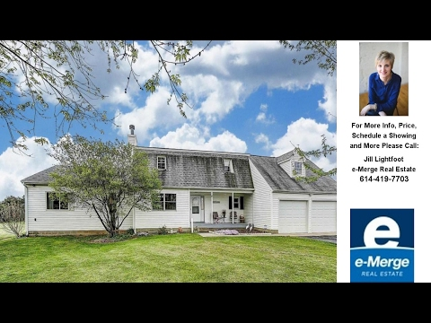 10860 Thrailkill Road, Orient, OH Presented by Jill Lightfoot.