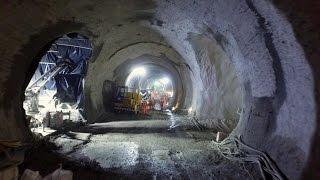 Inside Londons New £15 Billion Subway Line