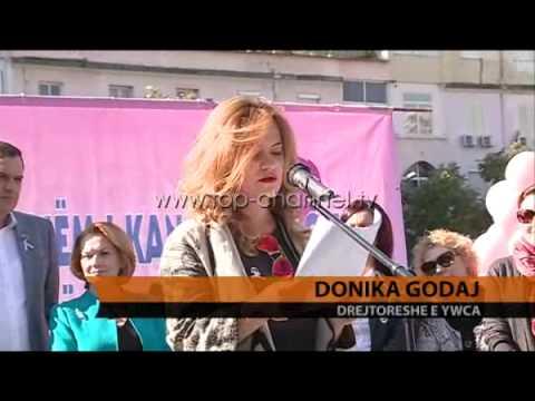 Marshim kundër kancerit të gjirit - Top Channel Albania - News - Lajme
