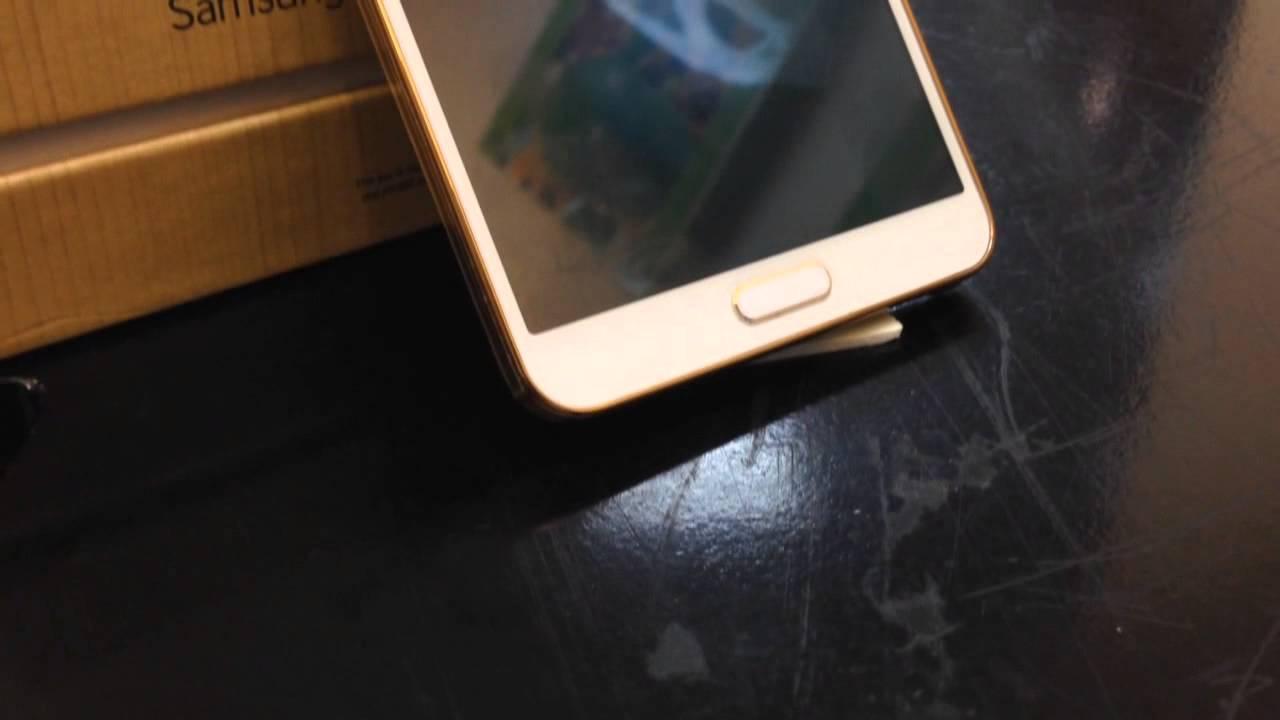 Đánh giá nhanh sản phẩm Samsung Galaxy Note 3