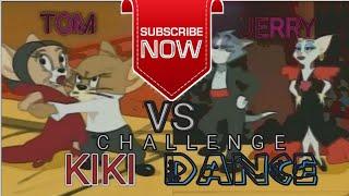 Tom vs Jerry kiki challange, Kiki do you love me ( drake ).Tom and Jerry feat.