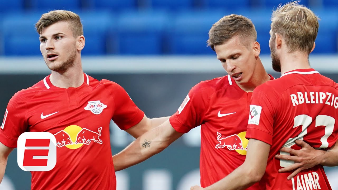 Dani Olmo Justifying His Price At Rb Leipzig As Timo Werner Struggles Julien Laurens Espn Fc Youtube