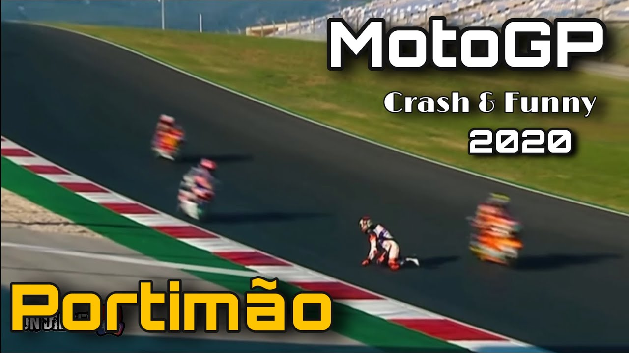 MotoGP CRASH Portimao 2020