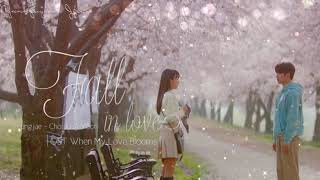 [VIETSUB + LYRICS] Fall In Love - Youngjae (GOT7) - Choi Jung Yoon | OST When My Love Blooms Part.2