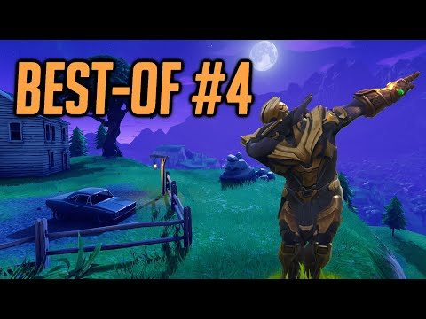 [FR] BEST-OF LIVE OVERWATCH/FORTNITE/LEAGUE OF LEGENDS #4 thumbnail