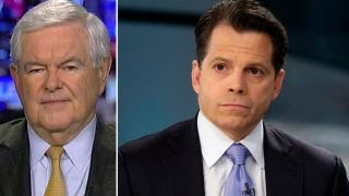 Newt Gingrich: Scaramucci will be a fighter, but not hostile
