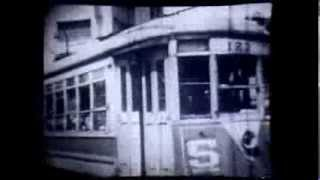 TROLLEY LINES IN WESTCHESTER CO. NY. MOVIE FOOTAGE.