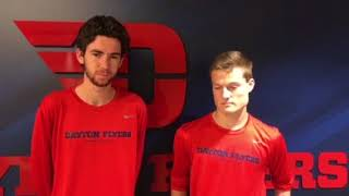 2017 Dayton Men's Cross Country - Pre National Preview